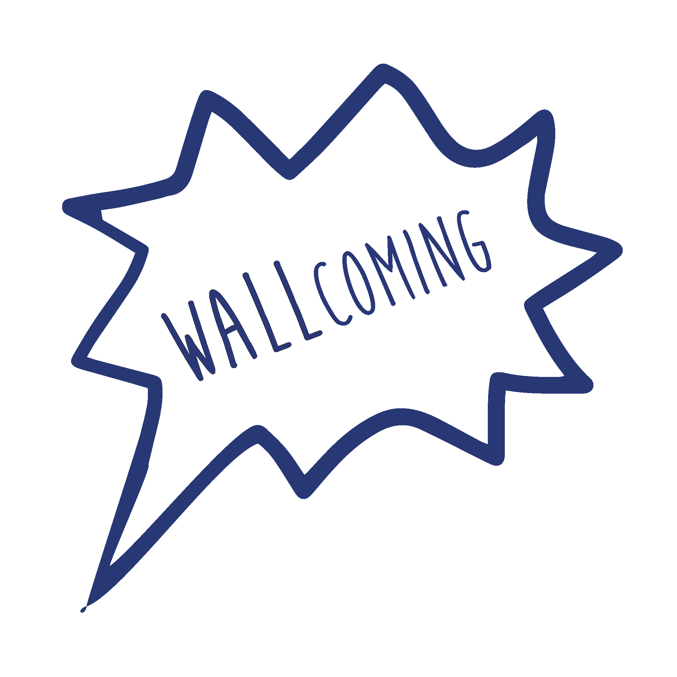 Wallcoming